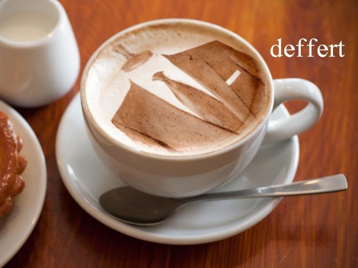 fbb 採寸可能な提携カフェ 名古屋の完全予約制オーダースーツ専門店DEFFERT