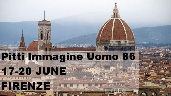 fi Pitti Immagine Uomo(ピッティ・イマジネ・ウォモ)