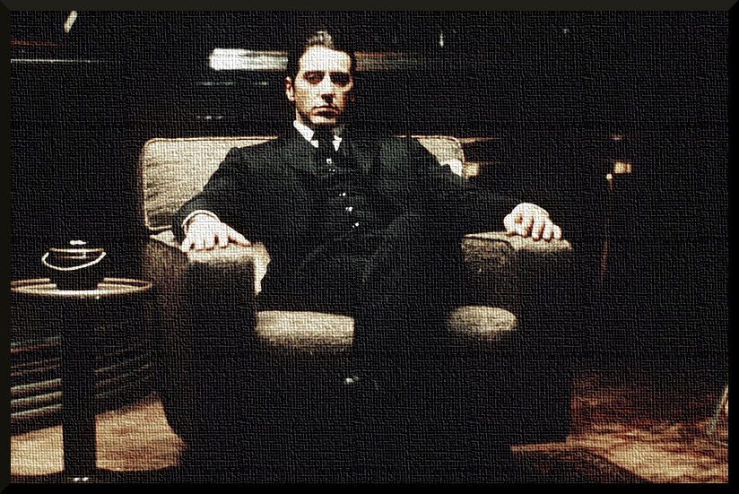 godfather 映画 名古屋の完全予約制オーダースーツ専門店DEFFERT