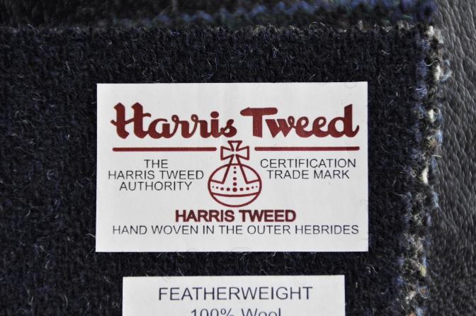 harris1 2014AW生地のご紹介- HARRIS TWEED -