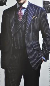 imagehayashisamafb-175x300 ご注文いただいたスーツの紹介-DARROW DALEネイビーストライプフランネルのスリーピース-