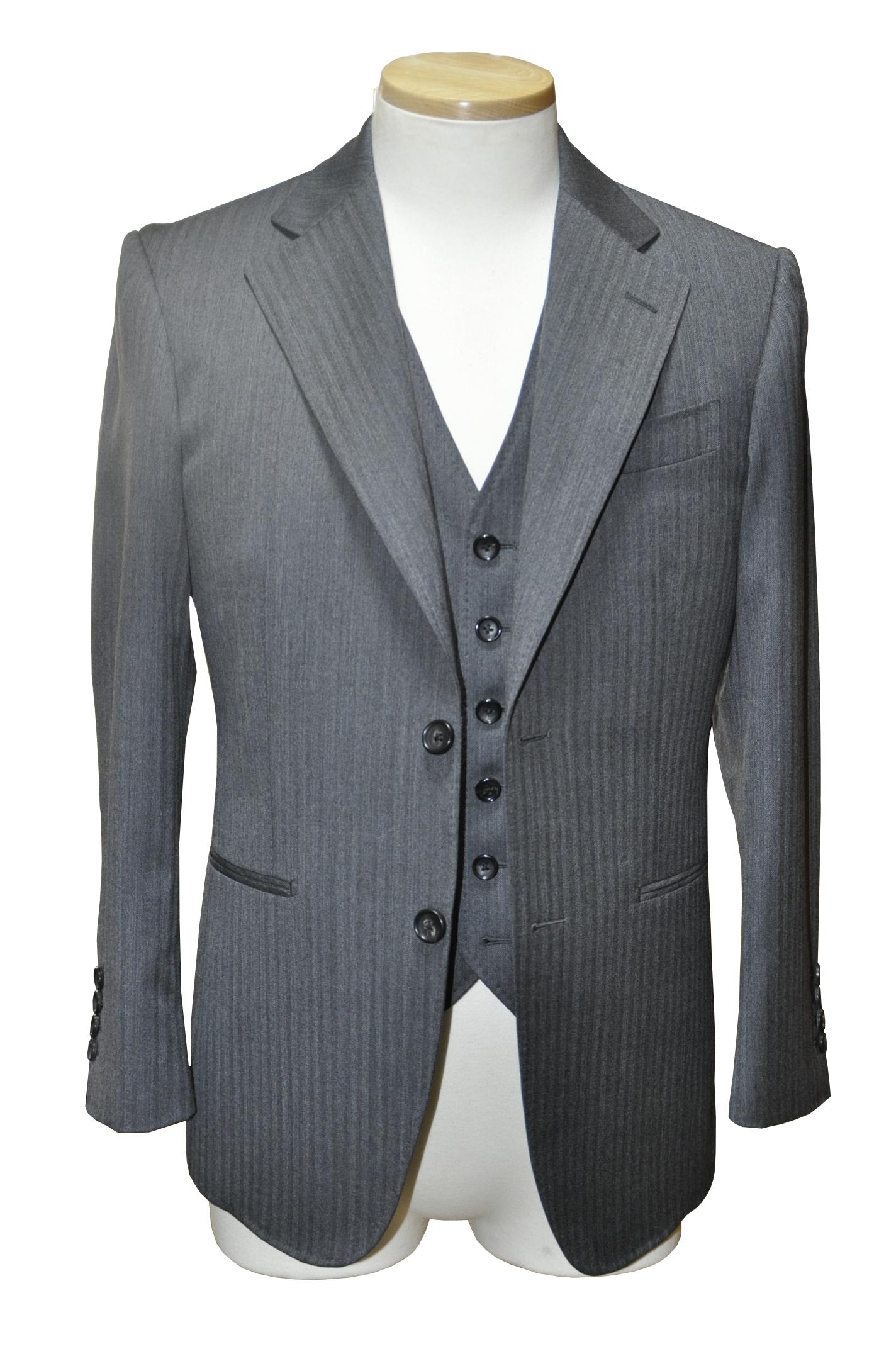 kg41 ジャケットの形状 名古屋の完全予約制オーダースーツ専門店DEFFERT