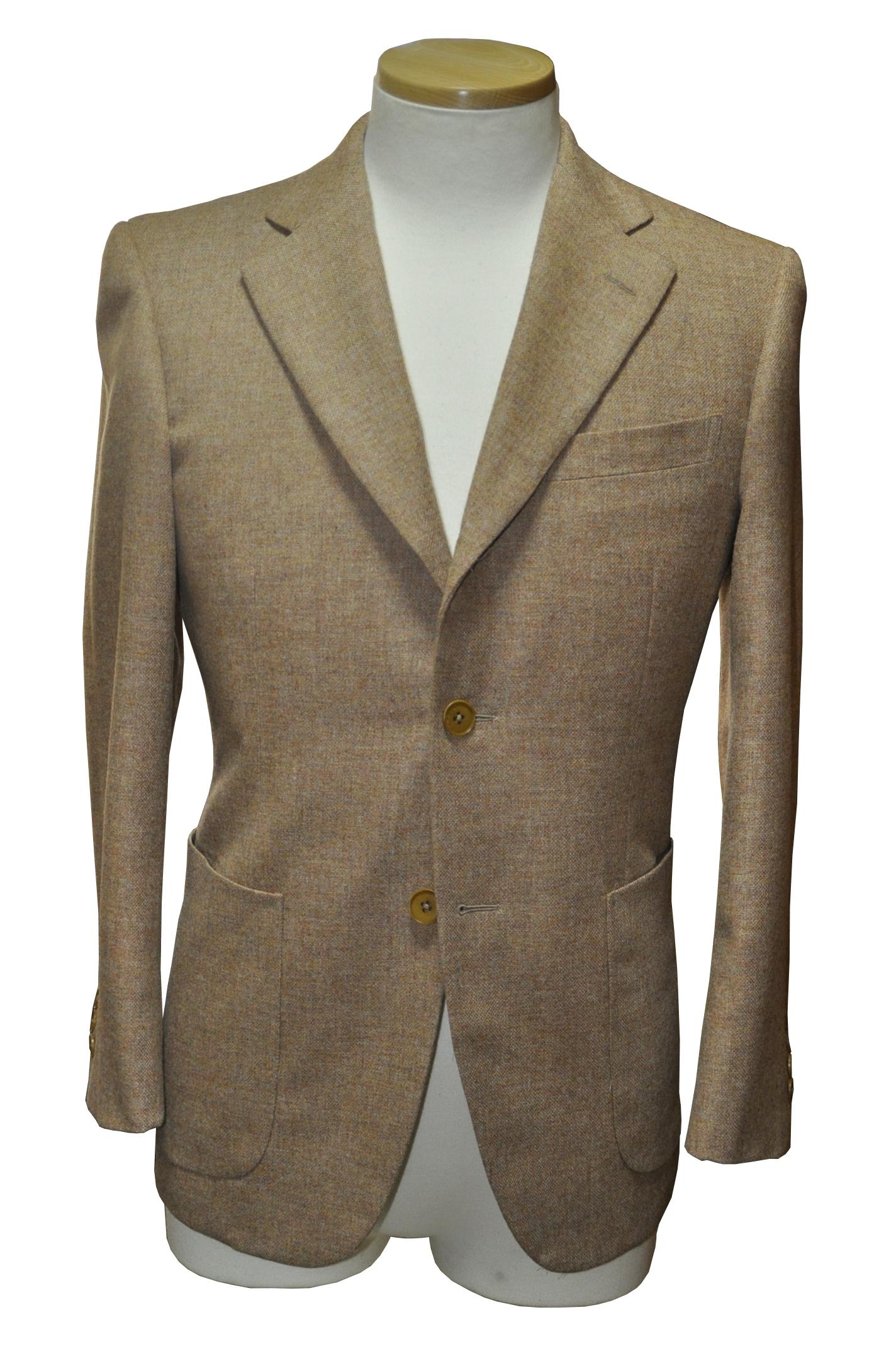 kj11 ジャケットの形状