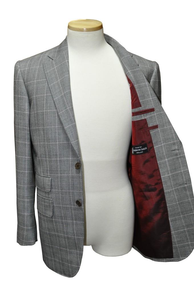 na2-680x1024 お客様のスーツの紹介-DARROW DALE グレンチェック-