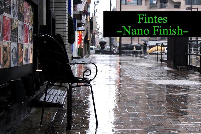 nanofinish672 機能素材の紹介~FINTES - NANO FINISH –
