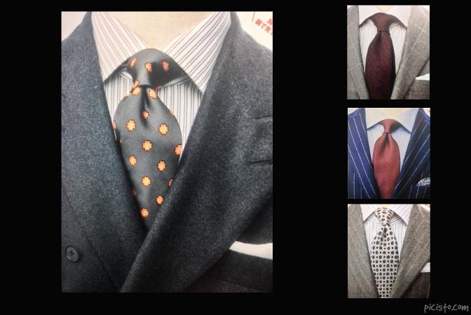 necktie ネクタイの由来