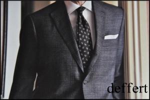 ootafbb-300x200 ご注文いただいたスーツの紹介-DARROW DALEチャコールグレーのシャドーグレンチェック-
