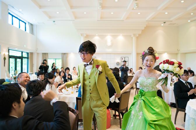 partyphoto-0519 結婚式ブライダルにオーダータキシード