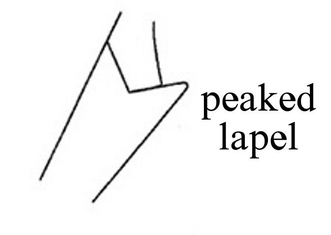 peaked-lapel- ピークドラペルとは?