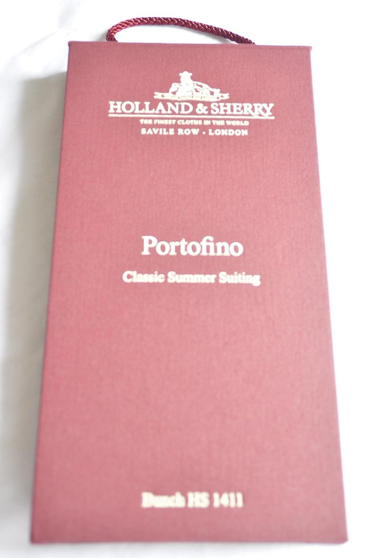 s_DSC0323 HOLLAND&SHERRY Portofino 生地写真のスライドショー公開