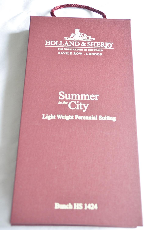 s_DSC0325 HOLLAND&SHERRY Summer in the City 生地写真のスライドショー公開