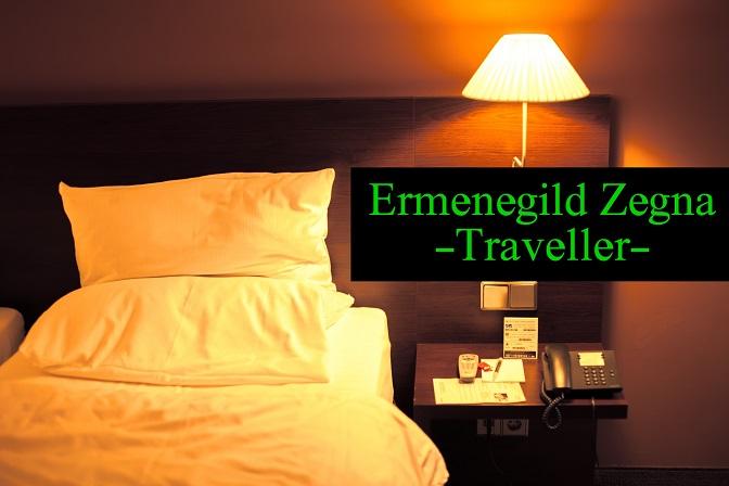 traveller672 機能素材の紹介~Ermenegildo Zegna - Traveller -